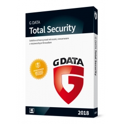 G Data TOTAL PROTECTION 2PC 1 rok